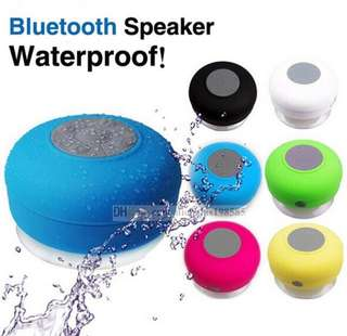 **LAST PIECE** Waterproof Bluetooth Speaker in Pink