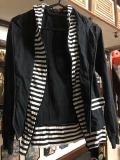 BUM Jacket (black&stripes) - original