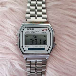 *REPRICED* Casio Silver Vintage Watch Limited Edition