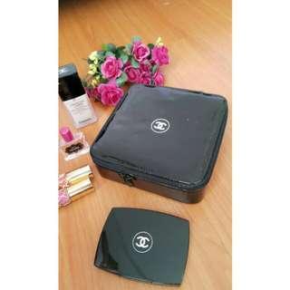 CHANEL Cosmetic Vanity Box Beauty Gift