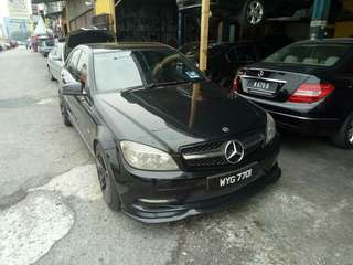 Mercedes Benz C180 Thn 09/13
