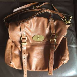 Authentic Mulberry Oak Alexander