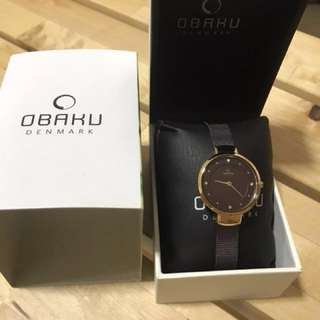 OBAKU Denmark Lady Watch