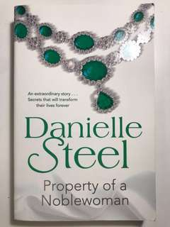 Book - Property of a Noblewoman