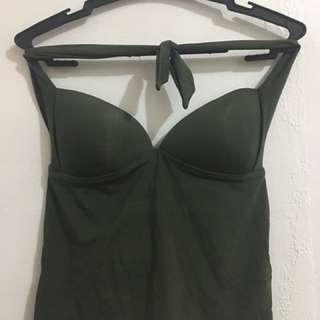 Halter top (swimsuit)