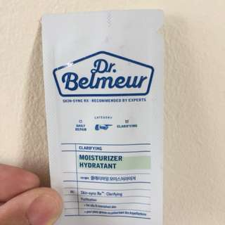 Dr. Belmeur Moisturizer