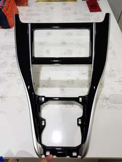 Toyota harrier headuntil panel
