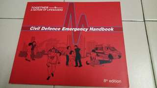 Civil defence emergency handbook 8th edition