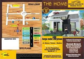 """Rumah Madiun """"THE HOME"""""""