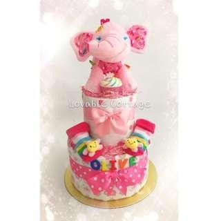 Baby Hamper diaper cake gifts