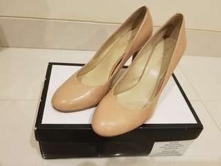 Nine West Court Shoes - Nude