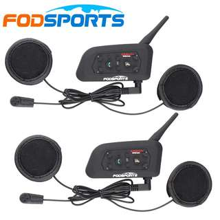 Fodsport V6 Bluetooth Communicator