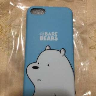 We bare bears 咱們裸熊 Iphone 7/8 手機保護套