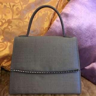 Real Silk Handbag