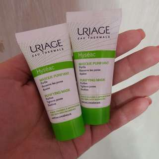 Uriage Purifying Mask