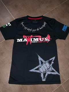 Maximum Muay Thai Gym T-shirt