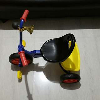 Children Tricycle foldable