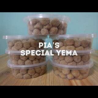 Home-Made Yema Candy