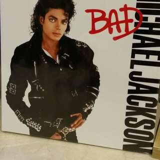 Michael Jackson  LP record