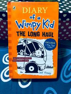 Diary Of A Wimpy Kid-The Long Haul