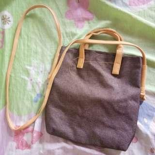 Authentic EGG sling bag
