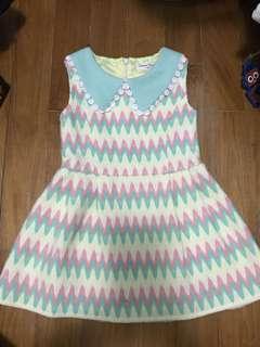 Pastel Colour Dress