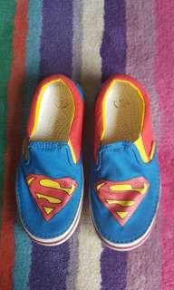 Superman slip on kids