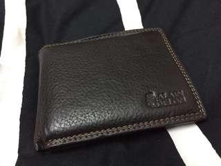 Alain Delon Leather Wallet