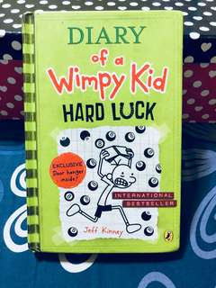Diary Of A Wimpy Kid-Hard Luck