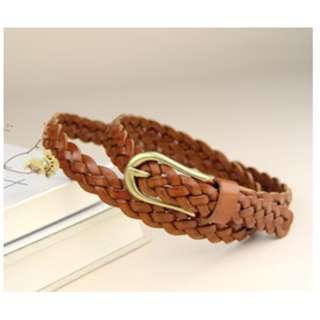 Women's Leather Belt (Free Size)