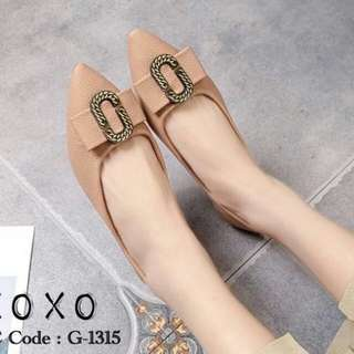 Style Gucci flat shoes