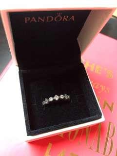 Pandora silver ring (銀介指)