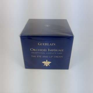GUERLAIN THE EYE AND LIP CREAM 15ML