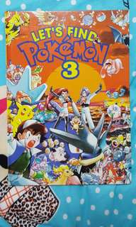 0403 NEW Let's Find Pokemon 3