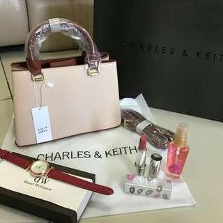 Charles & Keith Bag