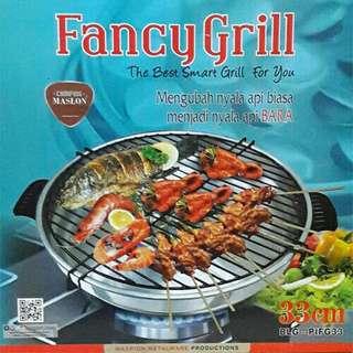 Fancy grill