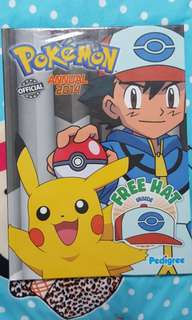 0403 NEW Pokemon Annual 2014