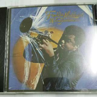 Music CD: Freddie Hubbard–Windjammer - Jazz, Jazz Funk
