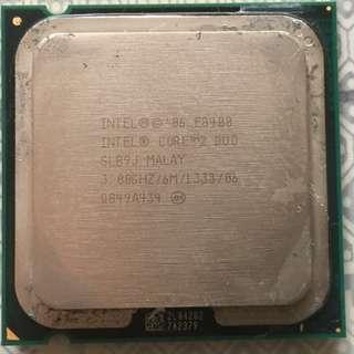 Intel E8400 Core 2 DUO 3.00Ghz