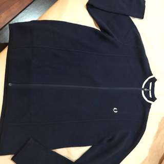 Fred Perry Sweater Jacket