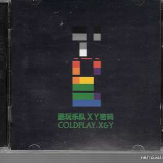 MY PRELOVED CD - COLDPLAY X&Y/FREE DELIVERY (F7A)