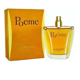 Lancome Poeme 100ml Perfume
