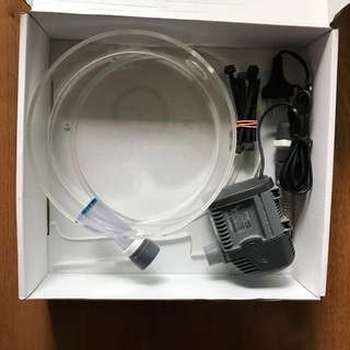 Aquarium Bio Pellet Reactor with Pump (SICCE)