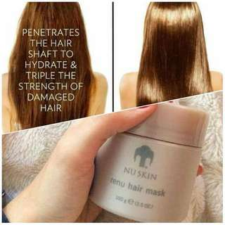 Nuskin Hair Mask