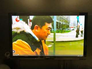 TV - 42inch Panasonic Plasma