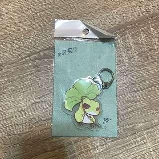 🚚 旅行青蛙鑰匙圈