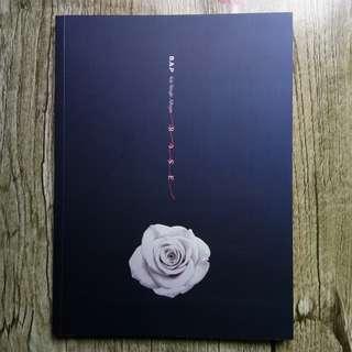 B.A.P/BAP Rose Album