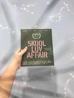 BTS SKOOL LUV AFFAIR