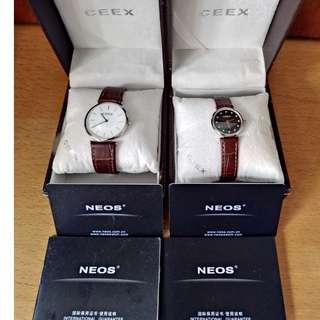 CEEX 全新大陸手錶 情侶錶 電子錶 [必須兩隻買] 情人節禮物