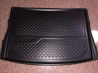 VW Golf 7 booth rubber mat (original)